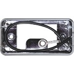 HD25109PC - Chrome Base Mount for HD25108 Series