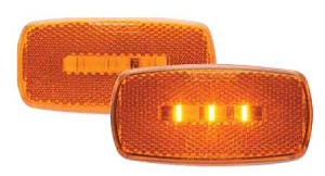 MCL32A -LED  Marker light for RVs, Amber