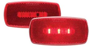 MCL32R - LED Marker light for RVs, Red