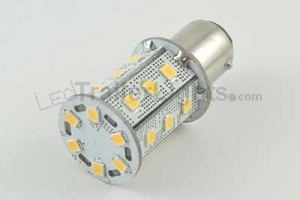 1076 LED, Warm White, 24 LED, 10-30vdc