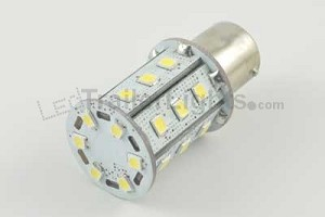 1141 LED, Warm White, 24 SMD 2835 LEDs, 10-30vdc