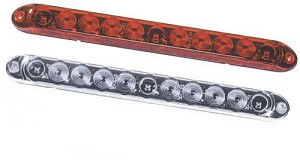 "15 7/16"" LED ID / CHMSL Light Bar - 11 LED"