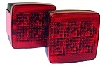 T85 LED Box Tail Light